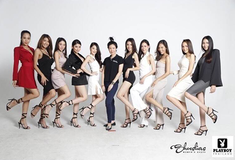 shoesliers and playboythailand 2018