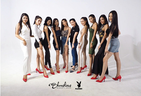 Shoesliers and Playboy Thailand 2019
