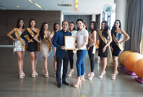 Miss Grand Suphanburi 2019